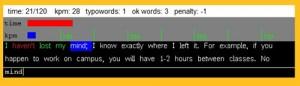 Anschläge-Schreibmaschine-pro-Minute-messen
