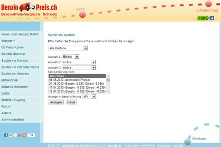 Benzin-und-Diesel-Preis-vergleichen-Schweiz