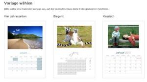 Fotokalender selber machen gestalten kostenlos mit Fotokalender.ws