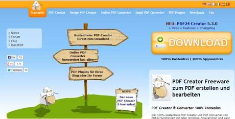 PDF-Drucker-gratis