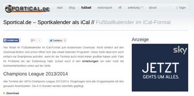 Spielplan-Bundesliga-Fussball-WM-2014-gratis-Kalender