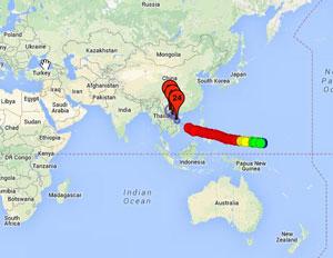 Taifun-Wirbelsturm-Hurrikan-online-auf-Karte