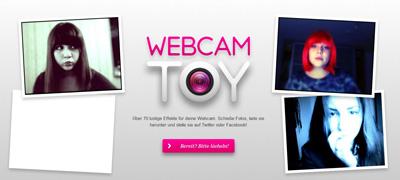 Webcam-Photo-Effekte